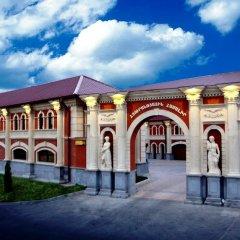 Отель Roma Yerevan & Tours Армения, Ереван - отзывы, цены и фото номеров - забронировать отель Roma Yerevan & Tours онлайн вид на фасад фото 3