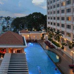 Отель Equatorial Ho Chi Minh City Вьетнам, Хошимин - отзывы, цены и фото номеров - забронировать отель Equatorial Ho Chi Minh City онлайн балкон