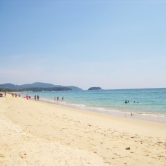 Отель Novotel Phuket Karon Beach Resort & Spa Пхукет пляж фото 2