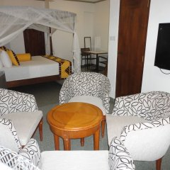 Отель Suriya Arana Шри-Ланка, Негомбо - отзывы, цены и фото номеров - забронировать отель Suriya Arana онлайн комната для гостей фото 3