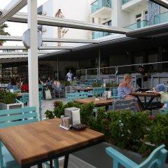 B&B Yüzbasi Beach Hotel Мармарис питание