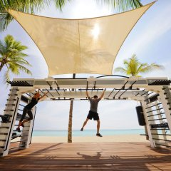 Отель One&Only Reethi Rah Мальдивы, Северный атолл Мале - 8 отзывов об отеле, цены и фото номеров - забронировать отель One&Only Reethi Rah онлайн пляж фото 2
