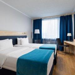 Отель Санкт-Петербург комната для гостей фото 5
