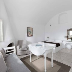 Отель Gorgona Villas Греция, Остров Санторини - отзывы, цены и фото номеров - забронировать отель Gorgona Villas онлайн комната для гостей фото 5