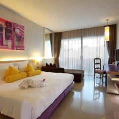 Отель The Kee Resort & Spa 4* Стандартный номер с различными типами кроватей