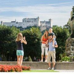 Отель am Mirabellplatz Австрия, Зальцбург - 5 отзывов об отеле, цены и фото номеров - забронировать отель am Mirabellplatz онлайн фитнесс-зал