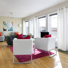 Hotel Copenhagen Apartments комната для гостей фото 3