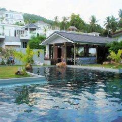 Отель Chaweng Modern Таиланд, Самуи - отзывы, цены и фото номеров - забронировать отель Chaweng Modern онлайн бассейн фото 2