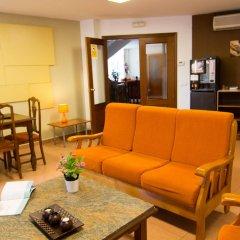 Отель Hospederia Hotel Don Quijote Испания, Сьюдад-Реаль - отзывы, цены и фото номеров - забронировать отель Hospederia Hotel Don Quijote онлайн интерьер отеля фото 2