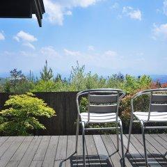 Отель Spa Greenness Минамиогуни балкон