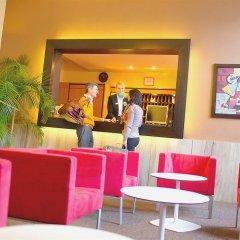 Hotel Merkur Прага гостиничный бар