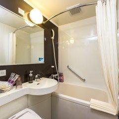 Отель Keihan Asakusa Япония, Токио - отзывы, цены и фото номеров - забронировать отель Keihan Asakusa онлайн ванная фото 2