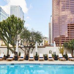 Hotel Figueroa Downtown Los Angeles бассейн