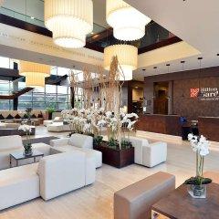 Отель Hilton Garden Inn Milan North Италия, Милан - - забронировать отель Hilton Garden Inn Milan North, цены и фото номеров гостиничный бар