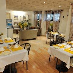 Отель Residhotel Les Coralynes Франция, Канны - 9 отзывов об отеле, цены и фото номеров - забронировать отель Residhotel Les Coralynes онлайн питание