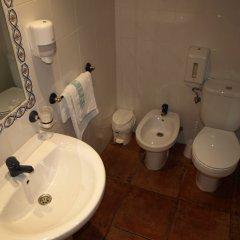 Отель El Churron Сабиньяниго ванная