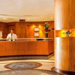 Отель Atlas Almohades Casablanca City Center Марокко, Касабланка - 2 отзыва об отеле, цены и фото номеров - забронировать отель Atlas Almohades Casablanca City Center онлайн интерьер отеля фото 2