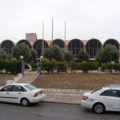 Hotel 7 Arches Jerusalem Иерусалим парковка