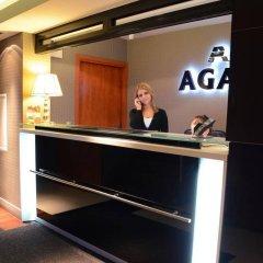 Agat Hotel интерьер отеля фото 3
