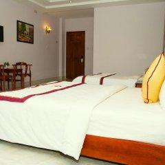 Golden Palm Hotel комната для гостей фото 5