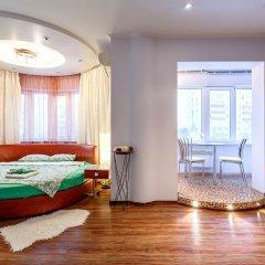 Апартаменты Dmitry Ulyanov Apartment комната для гостей фото 5