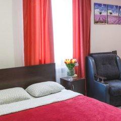 Гостиница Асти Румс Стандартный номер двуспальная кровать фото 20