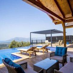 Villa Akropol Турция, Патара - отзывы, цены и фото номеров - забронировать отель Villa Akropol онлайн бассейн
