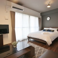 Отель Forest Inn Tenjin Minami Фукуока комната для гостей фото 5