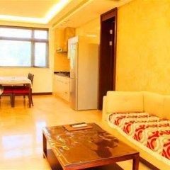 Апартаменты Sanya Lucky Island Holiday Garden Apartment комната для гостей фото 3