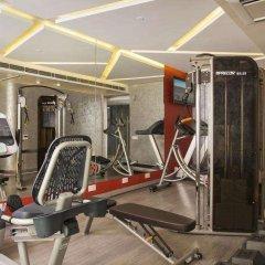 Отель Aauris фитнесс-зал фото 3