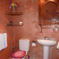 Отель Riad Marlinea ванная