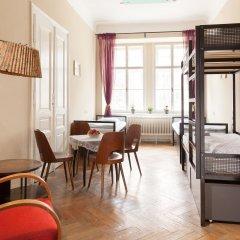 Hostel Fleda Брно комната для гостей фото 5