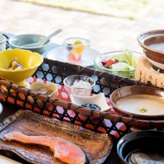 Hotel Bettei Umi To Mori Тёси питание