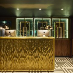 Hotel Indigo London - 1 Leicester Square гостиничный бар