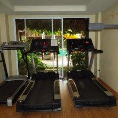Отель Villa Thongbura фитнесс-зал фото 2