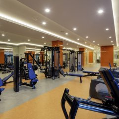 The Sense De Luxe Hotel – All Inclusive Сиде фитнесс-зал