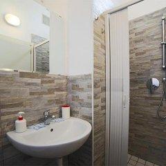 Отель Galles Римини ванная