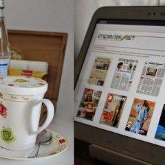 Отель Boutique Hotel ImperialArt Италия, Меран - отзывы, цены и фото номеров - забронировать отель Boutique Hotel ImperialArt онлайн удобства в номере