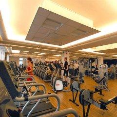 Отель Elite Stadshotellet Luleå фитнесс-зал фото 3