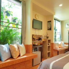 Отель OYO 812 Nature House Таиланд, Бангкок - отзывы, цены и фото номеров - забронировать отель OYO 812 Nature House онлайн комната для гостей фото 4