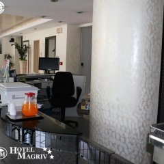 Отель MAGRIV Римини спа