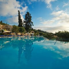 Отель Aeolos Beach Resort All Inclusive Греция, Корфу - отзывы, цены и фото номеров - забронировать отель Aeolos Beach Resort All Inclusive онлайн бассейн фото 3