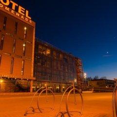 Promenade Hotel Лиепая спортивное сооружение