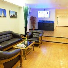 Отель Vplace Silom Бангкок интерьер отеля