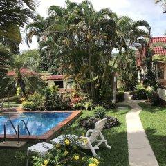 Отель Falang Paradise бассейн фото 3