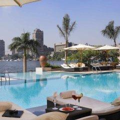 Отель Sofitel Cairo Nile El Gezirah бассейн фото 2
