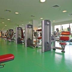 Al Raha Beach Hotel Villas фитнесс-зал фото 4