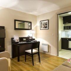 Отель Citadines Republique Paris комната для гостей