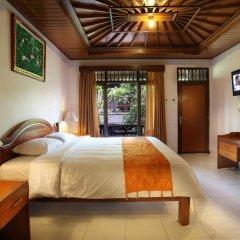 Отель Matahari Bungalow комната для гостей фото 4