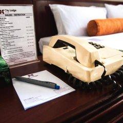 Отель City Lodge Soi 9 Бангкок удобства в номере